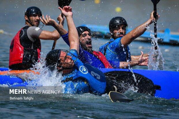 مسابقات کانوپولوی مردان قهرمانی کشور