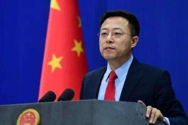 درخواست پکن از آمریکا و استرالیا برای عدم مداخله در امورداخلی چین