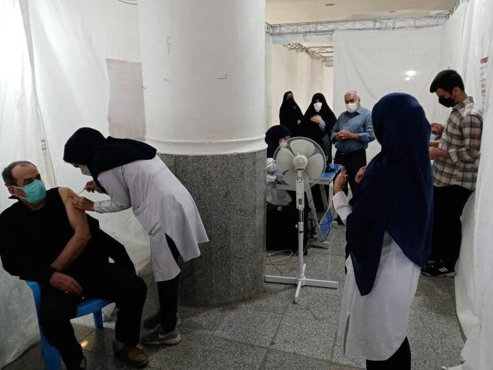 حذف شرایط سنی تزریق واکسن در استان قم