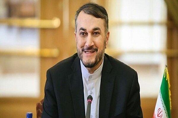 عبداللهيان يدعو إلى تشكيل لجنة مشتركة بين إيران وبيلاروسيا في أقرب وقت ممكن
