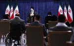 رہبر معظم انقلاب اسلامی سے اولمپک اور پیرالمپک میں میڈلز حاصل کرنے والے کھلاڑیوں کی ملاقات