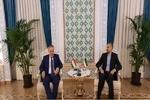 İran ve Tacikistan dışişleri bakanları görüştü