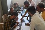 صدها فرد مسلح در «طفس» درعا سوریه به آشتی ملی ملحق شدند