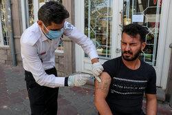 تزریق واکسن کرونا به بیش از 18 هزار نفر در مراکز سیار