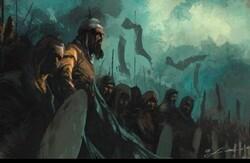 لیلة الهریر چه شبی است؟/ شبی که جز صدای چکاچک شمشیرها، صدایی به گوش نمیرسید