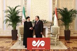 مذاکرات دوستانه ای با رئیس جمهور ایران داشتیم