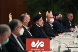 امضاء اسناد همکاریهای میان وزرای ایران و تاجیکستان