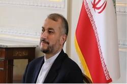 لغة العقوبات ضد إيران لن تنجح / نتخذ قراراتنا بناء على السلوك العملي لبايدن
