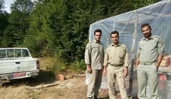 ۲۴۰ محیطبان صیانت از حیات وحش را در مازندران عهده دار هستند