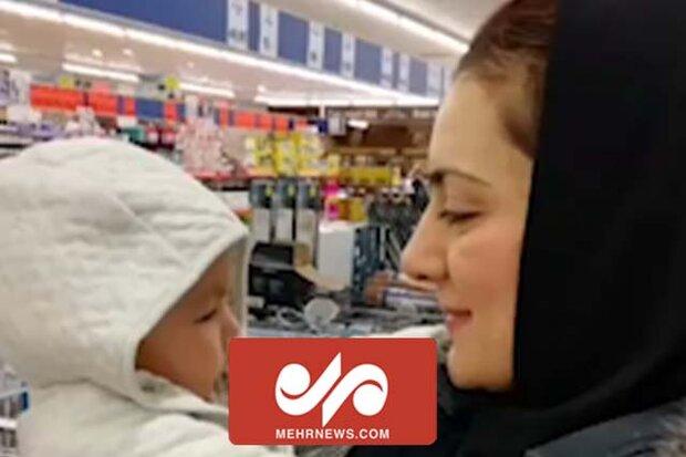 مادری که مجبور شد کودکش را بدزدد