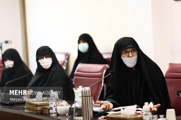 فعالان امور زنان به ارائه نظرات و پیشنهادات در نشست با انسیه خزعلی معاون امور زنان و خانواده ریاست جمهوری پرداختند.