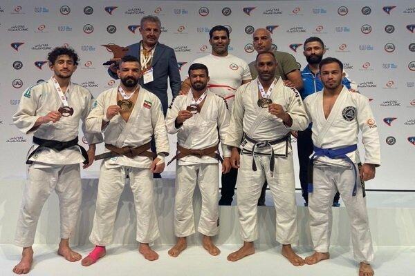 Iran Jiu-Jitsu team finishes third in Asian championships