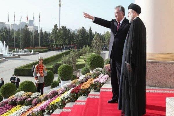 Cumhurbaşkanı Reisi'nin Tacikistan ziyareti sürüyor