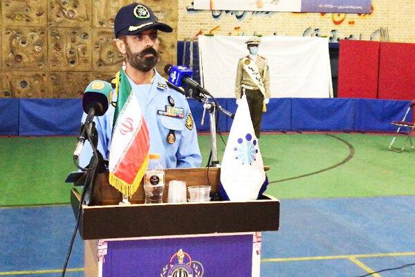 افتتاحیه جشنواره فرهنگی ورزشی هفته دفاع مقدس ارتش برگزار شد