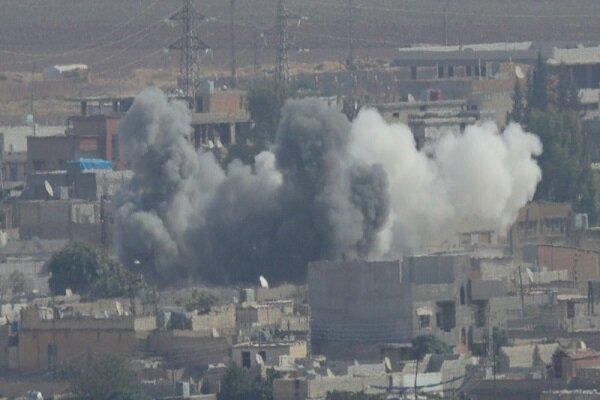 حملات توپخانهای ارتش ترکیه به شمال سوریه