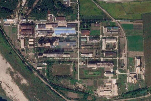 گزارشها از گسترش تاسیسات غنی سازی کره شمالی در «یونگ بیون»