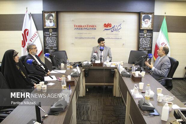 MNA hosts meeting to discuss Iran's SCO membership
