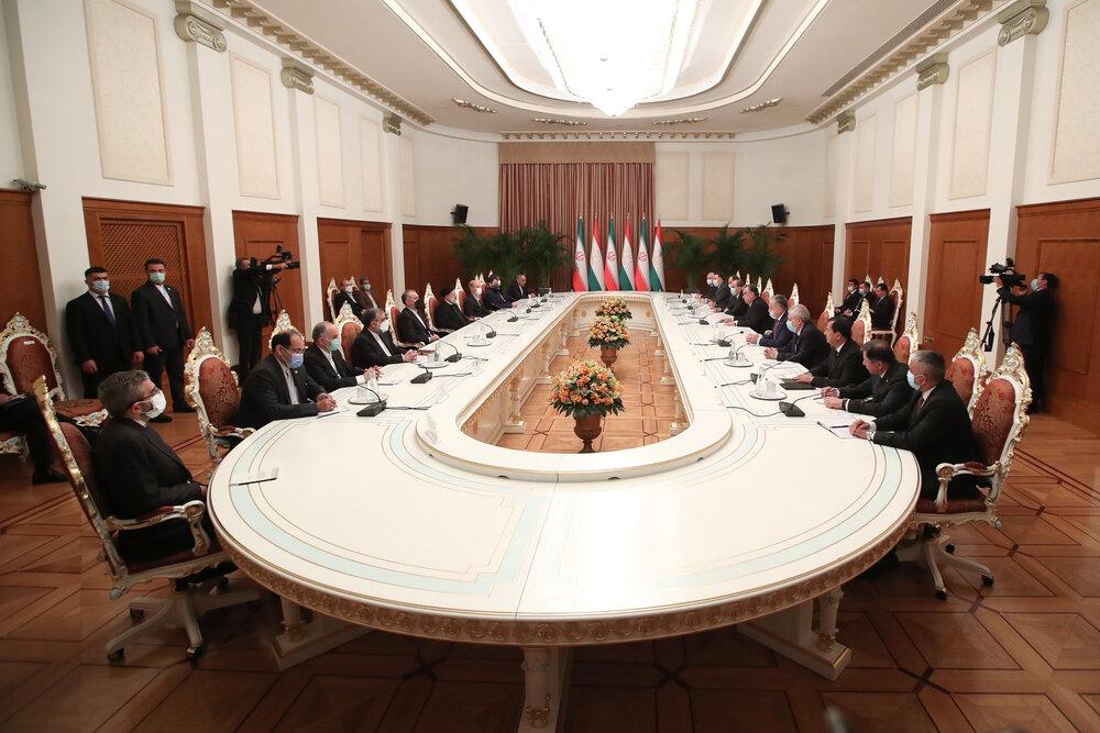هدف گذاری برای تجارت ۵۰۰ میلیون دلاری بین ایران و تاجیکستان