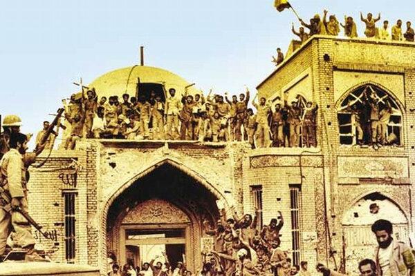 مساجد، محلی برای همفکری و هماهنگی رزمندگان اسلام در دفاع مقدس بود