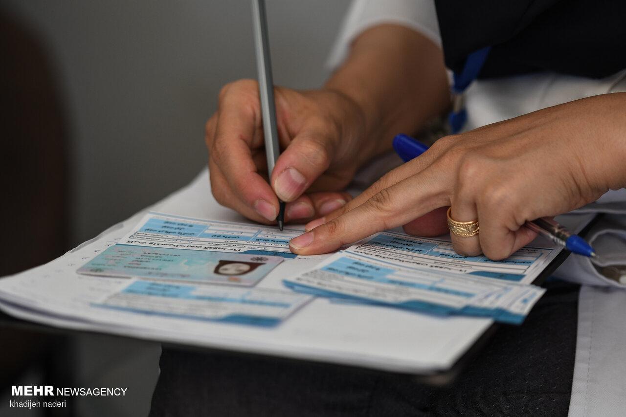 مسافران خارج از کشور بابت کارت واکسن دیجیتال پول ندهند