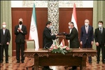 Tehran, Dushanbe ink MoU on tourism cooperation