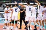 Iran crowned at Asian volleyball championships