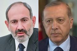 Erdoğan: Ermenistan Başbakanı benimle görüşmek için mesaj gönderdi