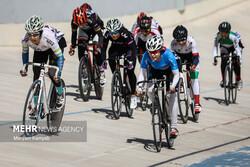 درخشش تیم دوچرخهسواری بانوان خوزستان درمسابقات قهرمانی کشور