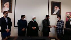 مسئول جدید بسیج دانشجویی واحد پردیس دانشگاه آزاد معرفی شد