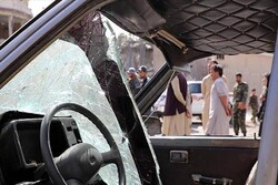 Explosion reported in Afghanistan's Jalalabad
