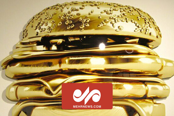 VIDEO: $3M solid gold avocado toast