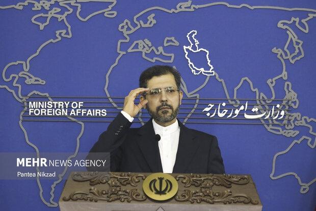 FM spokesman's presser on Sunday