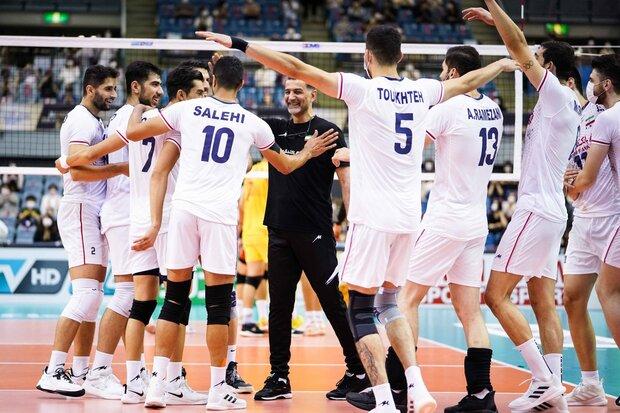 قهرمانی مقتدرانه والیبال ایران در آسیا/ انتقام المپیک گرفته شد + فیلم خلاصه بازی