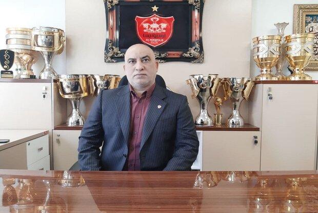 توضیح سرپرست باشگاه پرسپولیس برای فسخ یک قرارداد