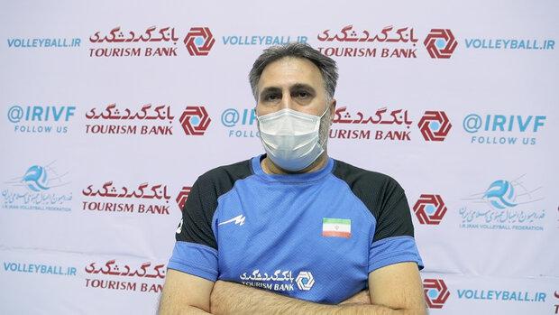 لاهوتی: کادر فنی ایرانی از این آزمون سخت سربلند بیرون آمد