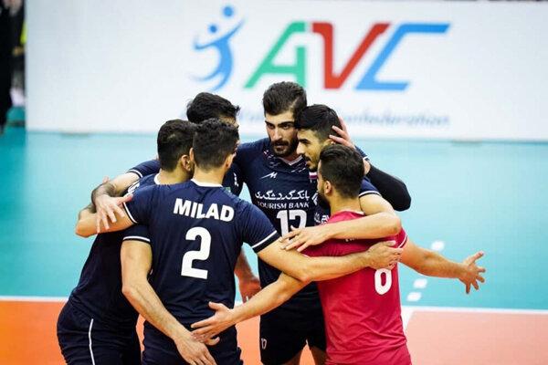 تیمهای شرکت کننده در مسابقات والیبال قهرمانی جهان مشخص شدند
