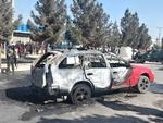 ننگرہار میں طالبان کی گاڑی کے قریب بم دھماکے میں ایک بچہ ہلاک اور دو افراد زخمی