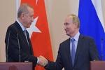 زيارة مرتقبة من الرئيس التركي لروسيا والملف السوري على قائمة الأجندة