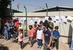 استقبال از مهر با جشنواره نقاشی بهزیستی در حاشیه کرج