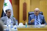 مباحثات ايرانية سورية لتنفيذ اتفاقيات التعاون الاقتصادي