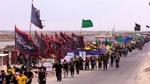 مشاركة اكثرمن 11 الف موكباً من العراق و10 دول في زيارة الاربعين الحسيني بكربلاء