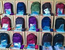 ۷۰۰ بسته مهر تحصیلی بین دانش آموزان نیازمند هرمزگان توزیع شد