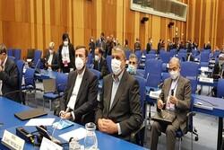 نشست سالانه کنفرانس عمومی آژانس انرژی اتمی با حضور اسلامی آغاز شد