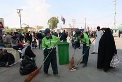 اعزام پاکبانان مشهدی برای خدمت در پیادهروی اربعین