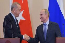اردوغان قرار است با پوتین دیدار کند