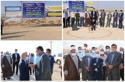 عملیات بهسازی جاده اسیر- مهر- وراوی آغاز شد