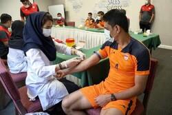 بازیکنان فولاد خوزستان تست پزشکی دادند