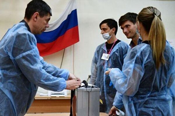 حزب متبوع «ولادیمیر پوتین»؛ پیشتاز انتخابات پارلمانی در روسیه