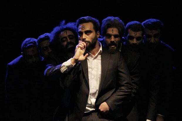از سرگیری اجراهای تئاتر شهر با «تنها» همزمان با هفته دفاع مقدس