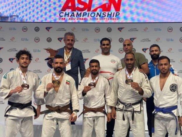 اعزام بدون مجوز جوجیتسو و اعلام اشتباه ردهبندی نهایی تیم ایران!